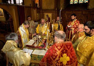 Η Μητρόπολη Σουηδίας παρουσίασε τη Θεία Λειτουργία στα Σουηδικά