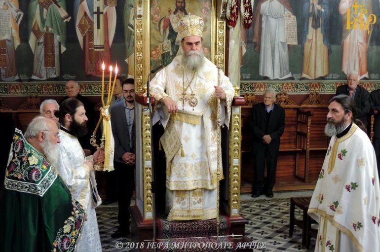 Πανηγύρισε ο ενοριακός Ιερός Ναός Αγίου Γεωργίου Άρτης (ΦΩΤΟ)