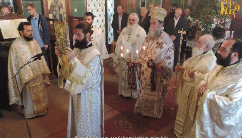 Ιερά Πανήγυρις του Αποστόλου Θωμά στον Ξηρόκαμπο Άρτης (ΦΩΤΟ)