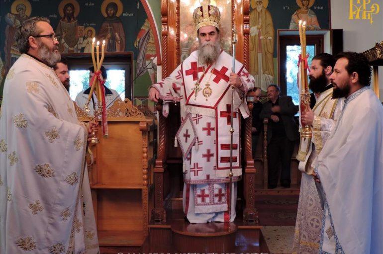 Κυριακή των Μυροφόρων στην ενορία Αγίας Παρασκευής Ράμιας Άρτης (ΦΩΤΟ)
