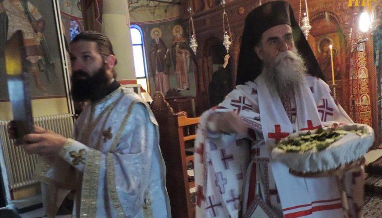 Πρώτη Ανάσταση στο Μοναστήρι Ροβελίστης Άρτης (ΦΩΤΟ)