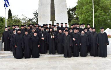 Γενικό Ιερατικό Συνέδριο στην Ι. Μ. Μαρωνείας (ΦΩΤΟ)