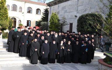 Οικ. Πατριάρχης: «Οι κληρικοί οφείλουν να δίδουν αδελφική μαρτυρία αγάπης χωρίς διακρίσεις»