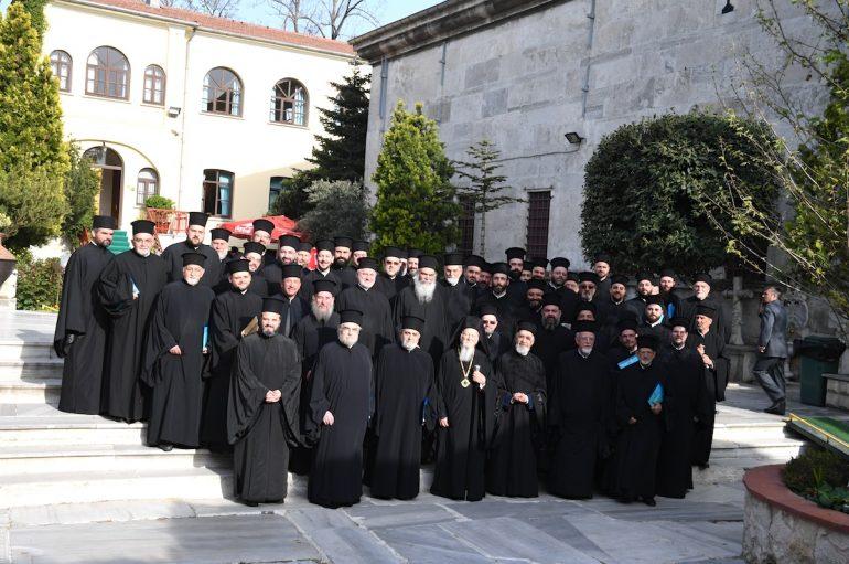 """Οικ. Πατριάρχης: """"Οι κληρικοί οφείλουν να δίδουν αδελφική μαρτυρία αγάπης χωρίς διακρίσεις"""""""