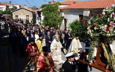 Η Κορώνη εόρτασε την Πολιούχο της Παναγία Ελεήστρια (ΦΩΤΟ)
