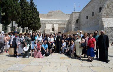 Προσκυνηματική εξόρμηση της Ι. Μ. Πατρών στους Αγίους Τόπους (ΦΩΤΟ)