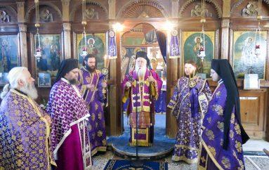 Προηγιασμένη Θεία Λειτουργία στο Δάσκιο Ημαθίας (ΦΩΤΟ)