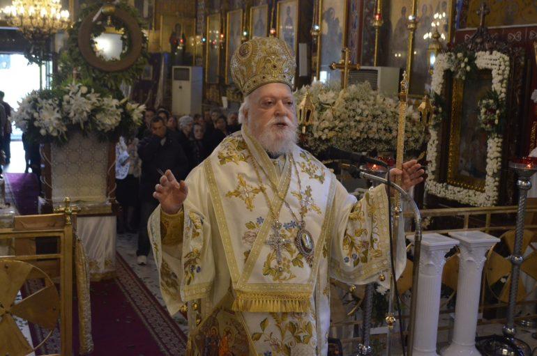 Η Πανήγυρις του Ι. Ναού Αγίου Γεωργίου Ταύρου Αττικής (ΦΩΤΟ)