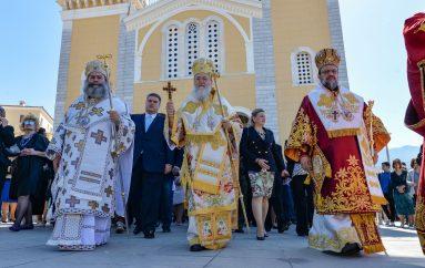 Πολυαρχιερατικό Συλλείτουργο για την εορτή των Μεσσηνίων Αγίων (ΦΩΤΟ)