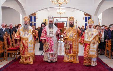Πολυαρχιερατική Θεία Λειτουργία των Αγίων Ναουσαίων Νεομαρτύρων (ΦΩΤΟ)