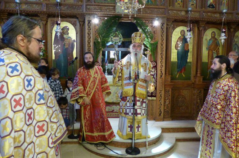 Ο εορτασμός του Αγίου Μεγαλομάρτυρος Γεωργίου στην Καστοριά (ΦΩΤΟ)