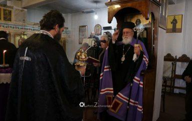 Η Ακολουθία του Νυμφίου στον Ι. Ναό  Αγίου Τρύφωνα Τρίπολης (ΦΩΤΟ)