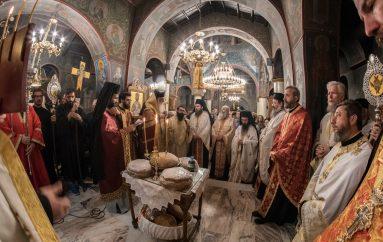 Η εορτή του Μεγαλομάρτυρος Γεωργίου στο παλαιό Ηράκλειο Αττικής (ΦΩΤΟ)