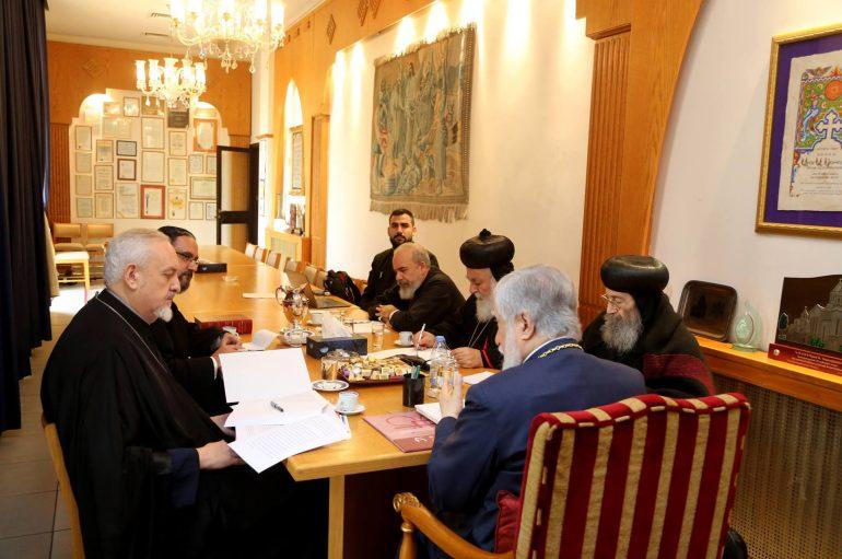 Διάλογος Ορθοδόξου Εκκλησίας και Αρχαίων Ανατολικών Εκκλησιών στο Λίβανο