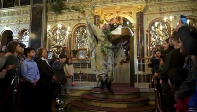 Η θεαματική Πρώτη Ανάσταση από την Χίο (ΒΙΝΤΕΟ)