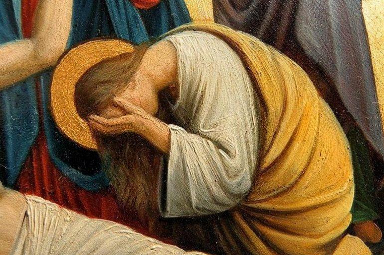 """""""Η Πόρνη, η αμαρτωλή"""" του Καθηγουμένου της Ι. Μονής Εσφιγμένου"""