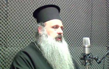 Συνέντευξη του Μητροπολίτη Σταγών Θεοκλήτου εφ'όλης της ύλης (ΒΙΝΤΕΟ)