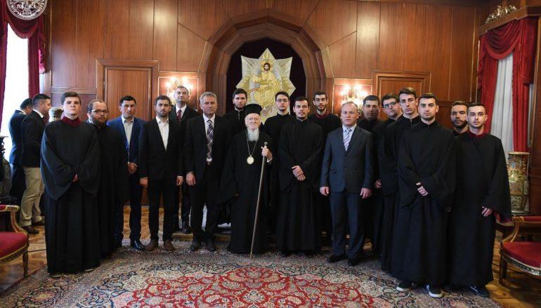 """Οικ. Πατριάρχης: """"Η Μητέρα Εκκλησία των βαλκανικών λαών είναι η Κων/πολη"""""""