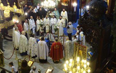 Η εορτή του Αγίου Θεράποντος στη Μυτιλήνη (ΦΩΤΟ)