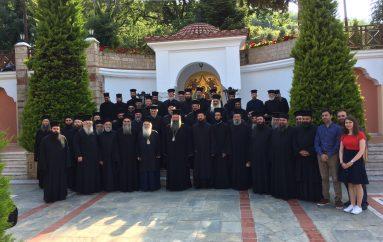 Κληρικοί της Ι. Μητροπόλεως Κίτρους στην Βέροια (ΦΩΤΟ)