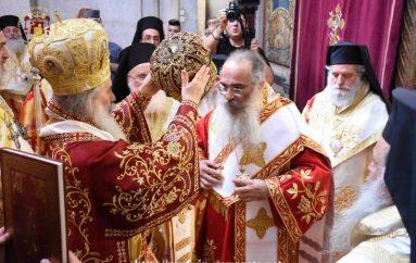 Η Χειροτονία του Αρχιεπισκόπου Μαδάβων Αριστοβούλου (ΦΩΤΟ – ΒΙΝΤΕΟ)