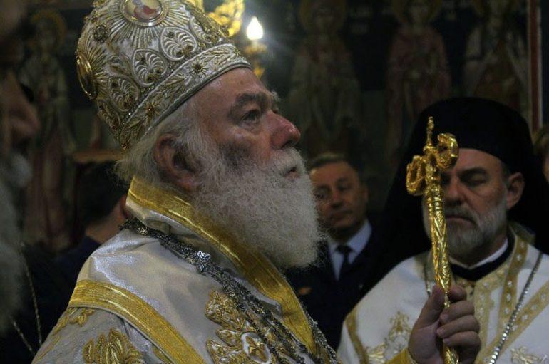 Αλεξανδρείας: «Η Αλεξανδρινή Εκκλησία διακονεί την ορατή Διορθόδοξη Ενότητα»