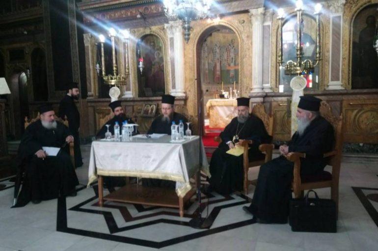Ο π. Θεμιστοκλής Χριστοδούλου ομιλητής σε Ι. Σύναξη της Ι. Μ. Θεσσαλιώτιδος