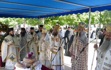 Ευχές Ιεραρχών στηρίζουν τον Μητροπολίτη Λαρίσης (ΒΙΝΤΕΟ)