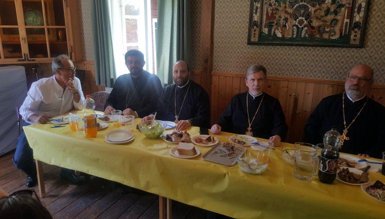 Ένας γιατρός-κληρικός στην υπηρεσία της Εκκλησίας στη Σουηδία