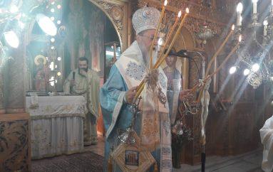 Η εορτή των Αγ. Κωνσταντίνου και Ελένης στην Ι. Μ. Κορίνθου (ΦΩΤΟ)