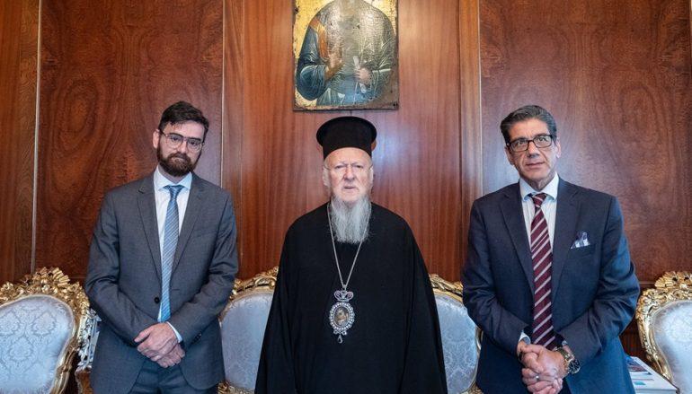 Οικ. Πατριάρχης: «Το Σεπτέμβριο θα επαναλειτουργήσει η Σχολή της Χάλκης»