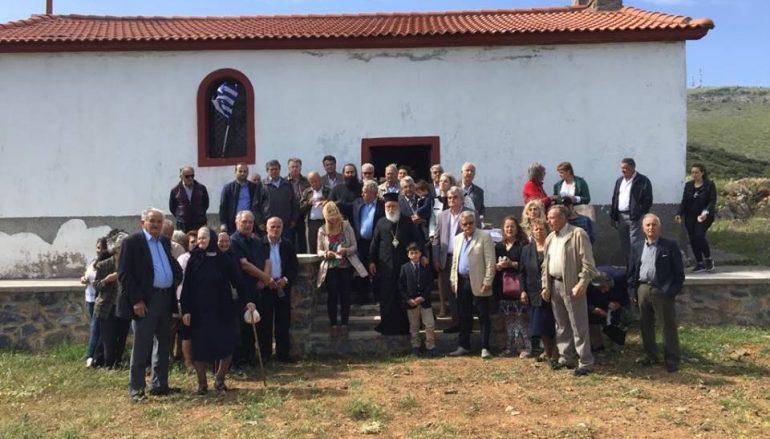 Η εορτή των Αγ. Κωνσταντίνου και Ελένης στο Πάπαρι Αρκαδίας (ΦΩΤΟ)