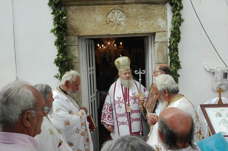 Η Εορτή του Αγίου Πνεύματος στο Νίππος Αποκορώνου (ΦΩΤΟ)