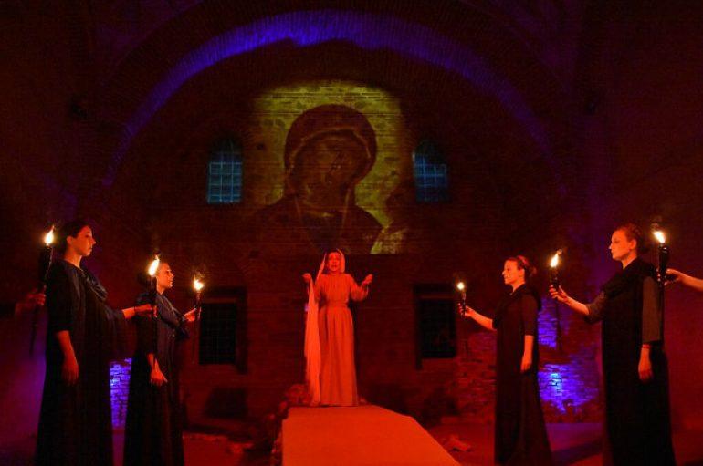Εκδήλωση για την Άλωση της Κωνσταντινούπολης στην Κομοτηνή (ΦΩΤΟ)
