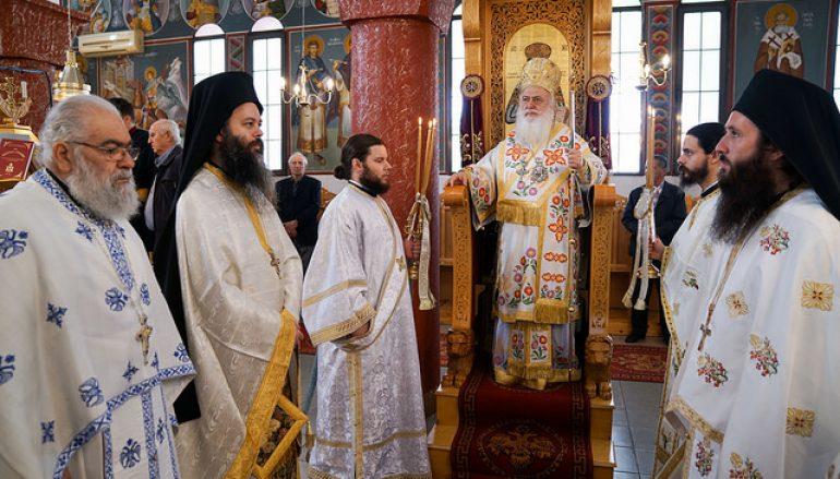 Η εορτή του Αγίου Θεράποντος στην Συκιά Ημαθίας (ΦΩΤΟ)