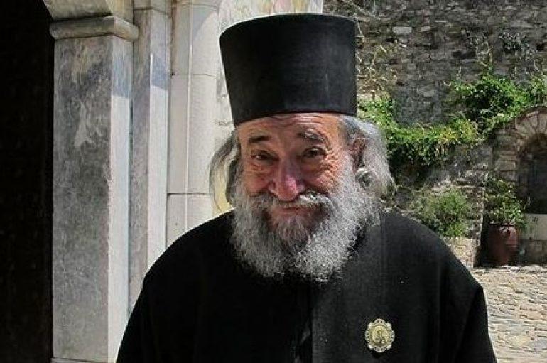 «Πάσχα Κυρίου, Πάσχα» του Καθηγουμένου της Ι. Μονής Δοχειαρίου