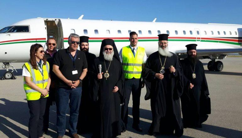Ο Πατριάρχης Αντιοχείας Ιωάννης στην Αλεξανδρούπολη (ΦΩΤΟ)
