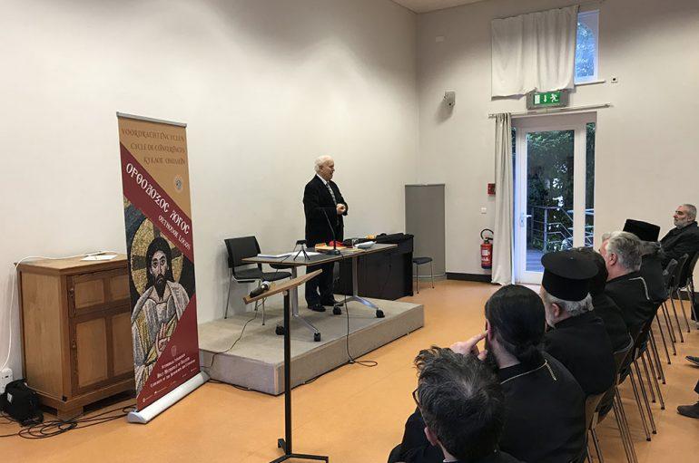 Ομιλία του Ορθοδόξου Λόγου στις Βρυξέλλες (ΦΩΤΟ)