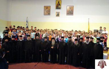 Με επιτυχία πραγματοποιήθηκε η Γιορτή Νεολαίας στην Ι. Μ. Σπάρτης (ΦΩΤΟ)
