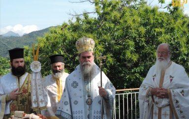 Εορτάσθηκε η Μετακομιδή των Ι. Λειψάνων του Αγ. Νικολάου στον Φράξο Άρτης