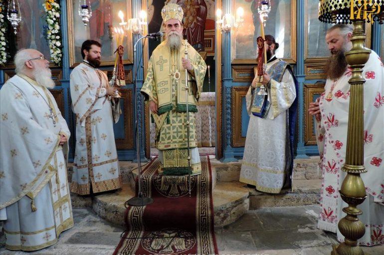 Η εορτή των Ισαποστόλων Αγ. Κωνσταντίνου και Ελένης στην Άρτα (ΦΩΤΟ)