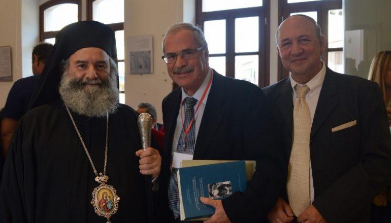 Στο 3ο Πανελλήνιο Εκπαιδευτικό Συνέδριο ο Μητροπολίτης Μάνης (ΦΩΤΟ)