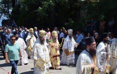 Λαμπρός ο εορτασμός της Φανερωμένης στο νησί της Λευκάδας (ΦΩΤΟ)