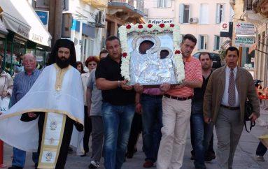 Η Εορτή του Οσίου Σεραφείμ στην Κύμη (ΦΩΤΟ)