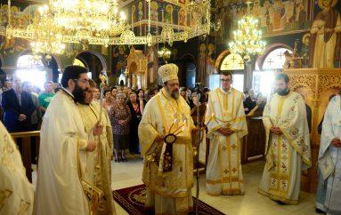 Λαμπρός ο εορτασμός του Αγίου Πνεύματος στην Καλαμάτα (ΦΩΤΟ)