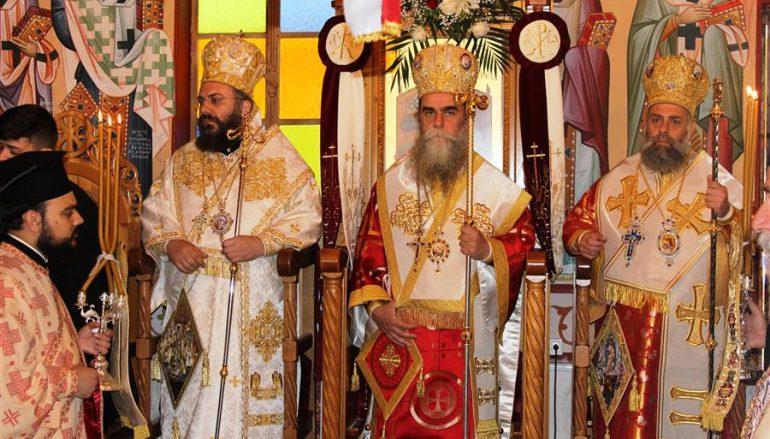Τα Βούναινα πανηγύρισαν τον Πολιούχο τους Άγιο Νικόλαο (ΦΩΤΟ)