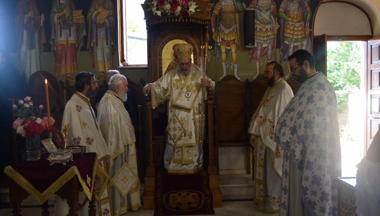 Ο εορτασμός του Αγ. Ιωάννου Θεολόγου στο Χατζή Μεσσηνίας (ΦΩΤΟ)