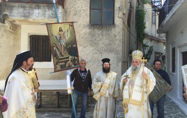 Η εορτή του Αγ. Ιωάννου του Θεολόγου στην Άνω Ποταμιά Νάξου (ΦΩΤΟ)