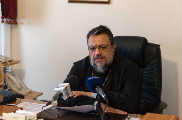 Μεσσηνίας Χρυσόστομος: «Επικίνδυνη η εκμετάλλευση της Εκκλησίας»