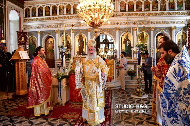 Το Μαλαντρένι Αργολίδος εόρτασε τον Άγιο Αθανάσιο (ΦΩΤΟ)
